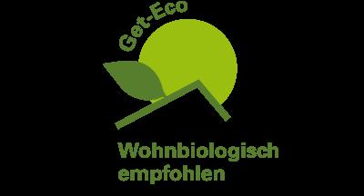 Wohnbiologisch empfohlen Get-Eco